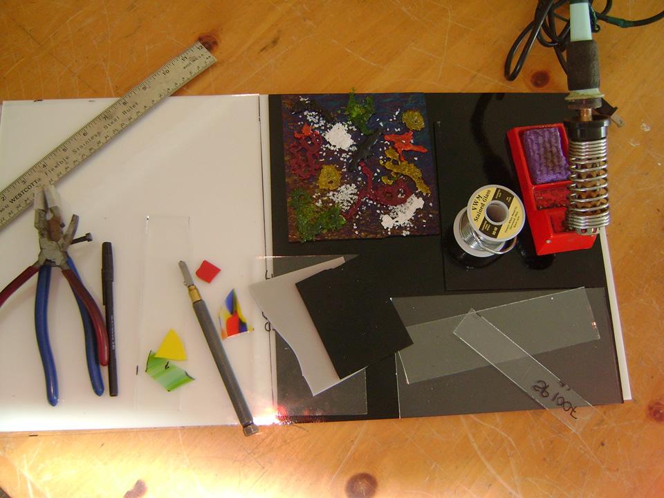 Atelier de Lisette St-Gelais