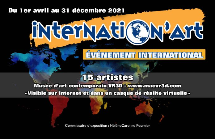 Internation'art 2021