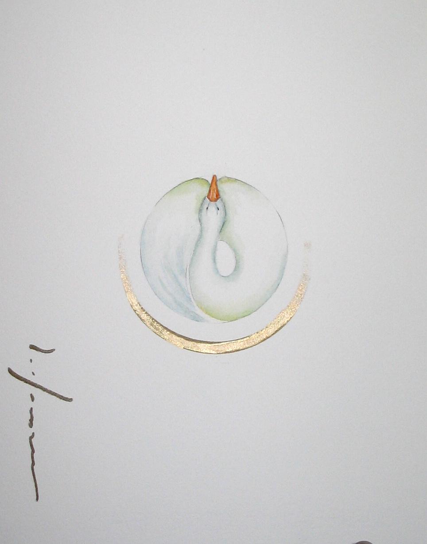 """<span style=""""color: #ff0000;""""><a style=""""color: #ff0000;"""" href=""""mailto:froy1956@gmail.com?subject=Défi 15 dessins 15 semaines - Tout en finesse""""> Contacter l'artiste</a></span> Marie-France Roy - Tout en finesse - 150$  (transaction directement avec l'artiste) - aquarelle, crayon pigment or sur carton aquarelle Fabriano - 12 x 9 po"""